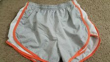 Women's Nike Athletic Shorts Size S Gray