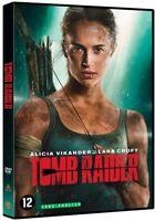 Tomb raider (2018) DVD NEUF SOUS BLISTER Alicia Vikander