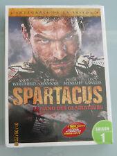 Neuf Coffret 5 DVD L'intégrale SPARTACUS Saison 1 Le sang des gladiateurs