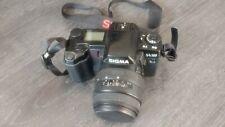 Sigma SA300 vintage film camera + 2 lenses Excellent set
