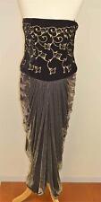 Velvet Formal Vintage Clothing for Women
