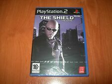 THE SHIELD THE GAME PS2 (PAL ESPAÑA PRECINTADO)