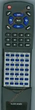 Replacement Remote for VIORE RC2002V, LCD26VH56, LC22VH56PB