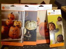 Halloween Decorating Pumpkin Transfers & Sleeves - Martha Stewart Decoration Kit
