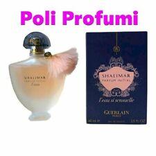 Shalimar L Eau Si Sensuelle parfum initial Guerlain edt 60 ml