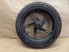 2016 HONDA PCX 150 FRONT WHEEL TIRE PACKAGE