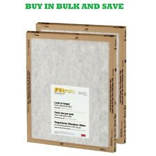 FILTRETE BASIC WHITE FLAT PANEL AIR FURNACE FILTER COUNT OF 2,4,8,48 NEW