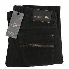PAL ZILERI CONCEPT Mens Dark Brown Slim Corduroy Pants Size 32x32 (EU 46)