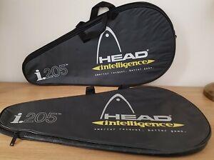 "HEAD Intelligence i.205 Full Length Tennis Racket Shoulder Carry Bag Case - 11"""