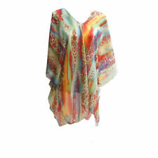 Polyester Evening, Occasion Hand-wash Only Multi-Colored Tops & Blouses for Women