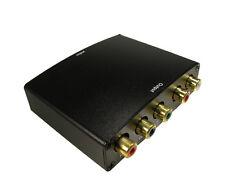 Gc1249 HDMI vers composant + l / r audio convertor (HDMI vers YPBPR) supporte 1080p
