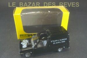 SOLIDO FRANCE. RENAULT EXPRESS. Bourse de jouets St Ouen l'Aumone.  + Boite.