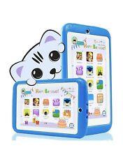 """YESTEL Tablet per Bambini 7"""", Android 10.0 Kids Tablet e Quad Core 1 GB Ram 16GB"""