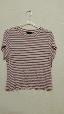 New Look Waist Length Striped Casual Tops & Shirts for Women
