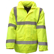ProForce Class 3 En471 Jacket Large Yellow HJ03YLL