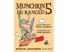 Munchkin 5 De-ranged by Steve Jackson Games