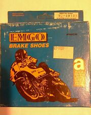 NOS EMGO BRAKE SHOES 92-39107  03-0139 HONDA FREESHIPUS+CAN