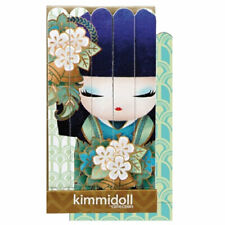 Carnet de 5 limes à ongles Kimmidoll Modele 1