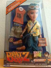 Bratz Boyz Boy Cameron Doll Extra Outfit Blonde Hair Blue Eyes Poster New