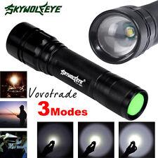 3000 Lumens 3 Modes CREE XML XPE LED 18650 Flashlight Torch Lamp Powerful
