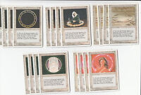 20 Circle of Protection - 4th Edition - NM/SP  4x of each - Sets - Magic MTG FTG