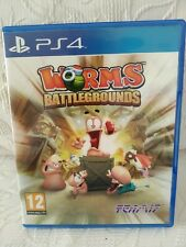 WORMS : BATTLEGROUNDS (PS4 GAME)