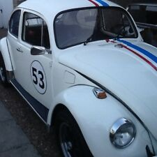 1971 VW classic beetle project.