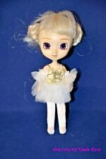 Mini Little Pullip Swan Jun Planning Fashion Doll Ballet Gothic Ballerina
