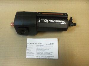 "NEW Norgren L74M-4AP-QDN Lubricator- MF 1/2"" 250 PSI  open box"