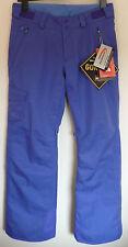 The North Face Women's GATEKEEPER GoreTex Soft Shell Ski Pants Tech Blue Lilac M