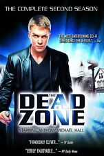 THE DEAD ZONE COMPLETE SEASON 2 New Sealed 5 DVD Set