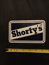Shortys Large Chad Muska Vintage Skateboard Decal Sticker 80s 90s