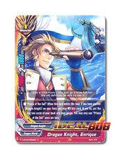 Buddyfight x 4 Dragon Knight, Enrique [H-BT03/0086EN C] English Mint Future Card