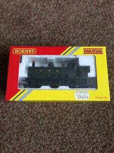 Hornby Railroad GWR 2721 0.6.0 Pannier Tank
