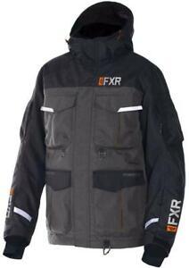FXR Mens EXCURSION ICE PRO RL Snow Winter Jacket Coat Parka - LARGE or XL - NEW