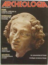 Archéologia n°139 - 1980  - Alpes Anciennes Mines d'Argent - Archéo Aérienne