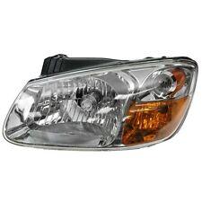 For Kia Spectra 07-09 Lh Left Driver Hand Side Headlight Headlamp Sedan