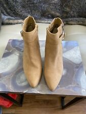 Pointy Toe Ankle Boots Booties Size Women 9