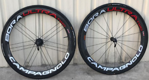 CAMPAGNOLO BORA Carbon Wheels decals stickers FOR 2 WHEELS Carbon set