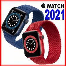 CINTURINO per Apple Watch series 5 4 3 2 1 SPORT RUN  38/40mm 42/44mm FIBRA