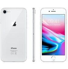 Apple iPhone 8 - 256GB - Silber - Deutsche ungeöffnete neu Ware - 12MP Topp LTE
