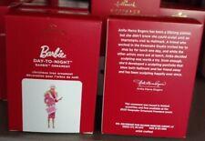 Hallmark 2020 Barbie Day To Night Limited Edition