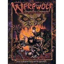 Werewolf The Apocalypse: Werewolf Storytellers Companion by Werewolf Revised...