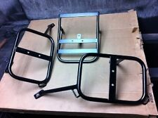 1993-2017 Honda XR650L heavy duty side rack and rear rack combo,