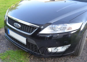 Fits Ford Mondeo MK4 - Eye Brows Head Light Cover