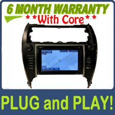 Toyota Camry Touch Screen Navigation GPS HD Radio CD Player 86100-06300 100203