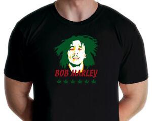 Bob Marley T-shirt (Jarod Art Design)