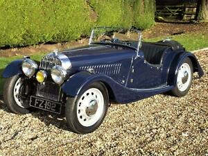 Morgan 4/4 Two Seater. Lovely example