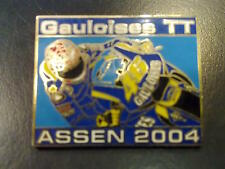Pin Gauloises Dutch TT Assen 2004