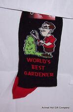 Worlds Best Gardener Mens/Womens Socks